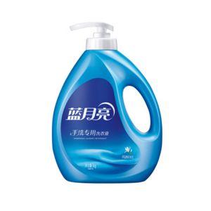蓝月亮手洗洗衣液  风清白兰   1kg  12瓶/箱