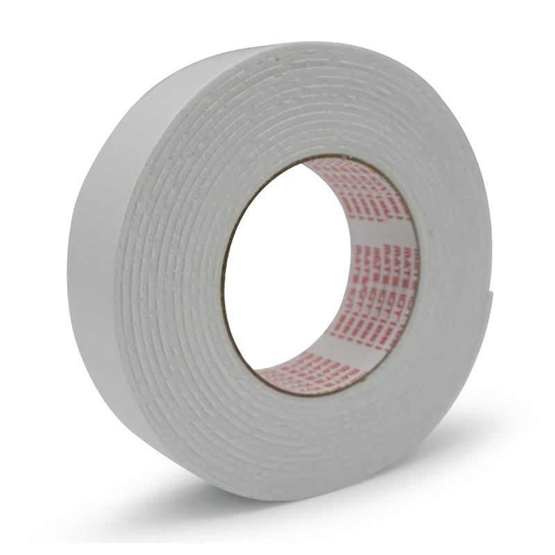 欧标(MATE-1ST)泡棉胶带  白色规格:B3061 24mm*5y