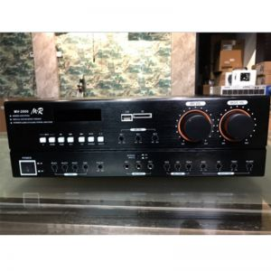 瑞弘 功放 MV-2000   双声道 支持蓝牙 130*430*430mm